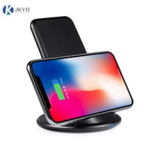 Fast Wireless Charger, Qi Fast Charge Wireless Charger Stand For Samsung Galaxy Note 8 S8