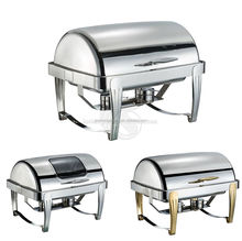 5-star Hotel Supply Catering Ware Stainless Steel Chafer
