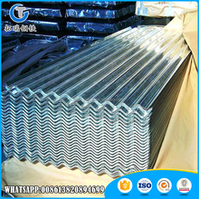 Competitive Price New style cheapest corrugated metal roofing