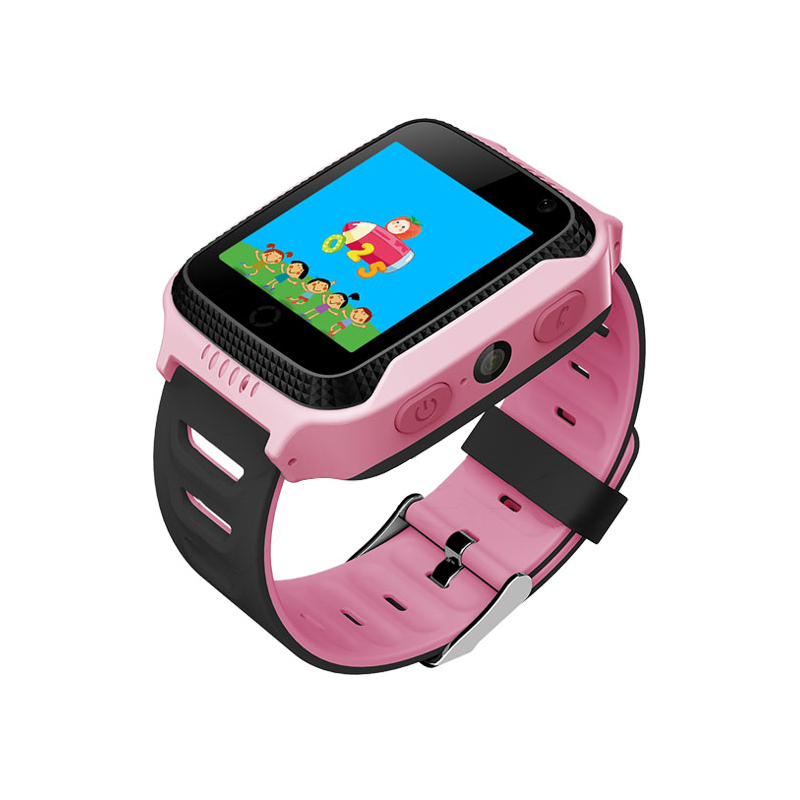 New product touch screen wrist watch for kids with GPS,SOS,<strong>GSM</strong>,Camera ,Parents remote monitor