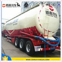 Bulk Cement Tanker Transport Cement Bulker