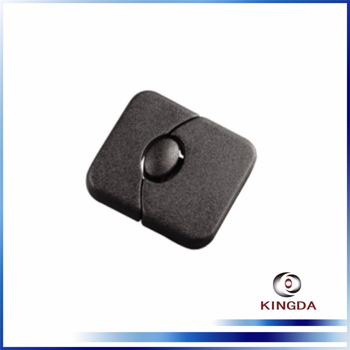 Wholesale adjustable side release black plastic buckles