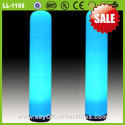 Black friday Lighting outdoor festival decoration lighting decoration inflatable column