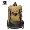 High quality Canvas Camping Hiking Backpack