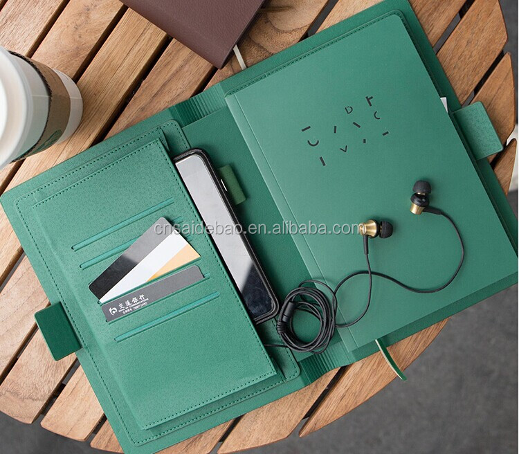 Top Sale High Qiality Leather Business Agenda A5 Size Gift Use Book Best Stationery Notebook