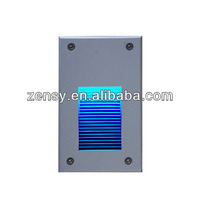Hot selling wall outdoor led gardens lamp hotel led wall light 2w