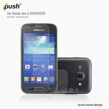 screen protector retail packaging for Samsung Galaxy Ace 3