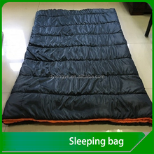 Double-person envelope Sleeping Bag for outdoor camping