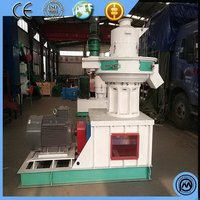 best selling granulating series biomass wood pellet machine