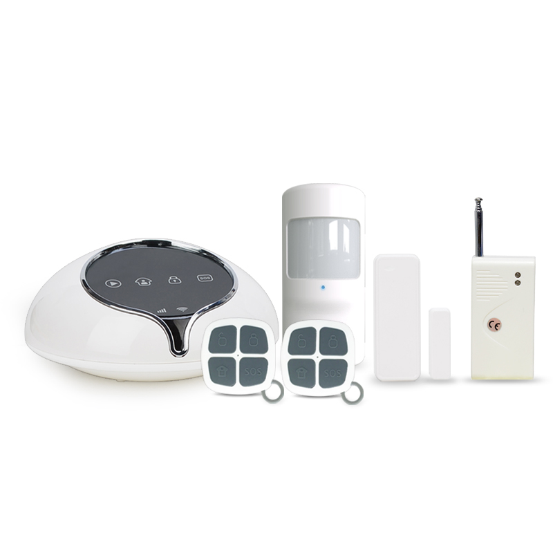 Wireless Home Surveillance 3G wireless security alarm camera system