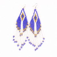 Hot selling simple design fashion earring for 2016 SE034