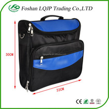 hot selling BLUE CONSOLE TRAVEL CARRYING CASE IN-CAR BAG FOR SONY PLAYSTATION 4 for PS4