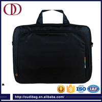 wholesale low price promotional cheap laptop bags and one side school bag