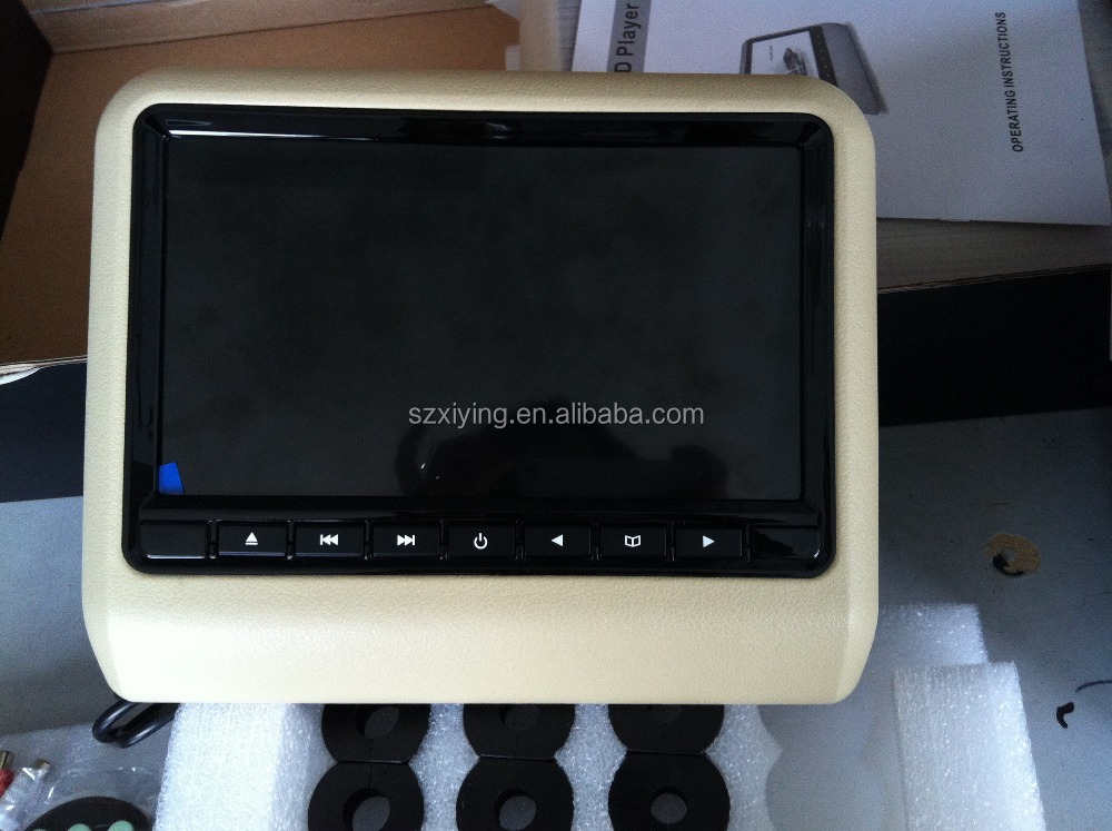 9inch Car Headrest DVD player with HDMI (XD9901)