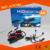 Hot Sale Slim Fast Bright 24V / 12V 35W HID Xenon Kit Slim Ballast HID Xenon Kit H4