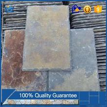 Chinese suppliers customized cheap price Rust plate roof tile edging cheap roofing material