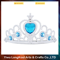 2016 Top quality wholesale cheap party king crown