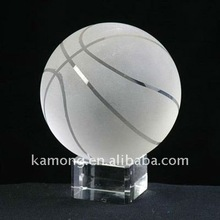Fashion crystal basketball