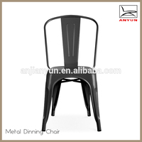 High quality dining metal chair, dining room chair