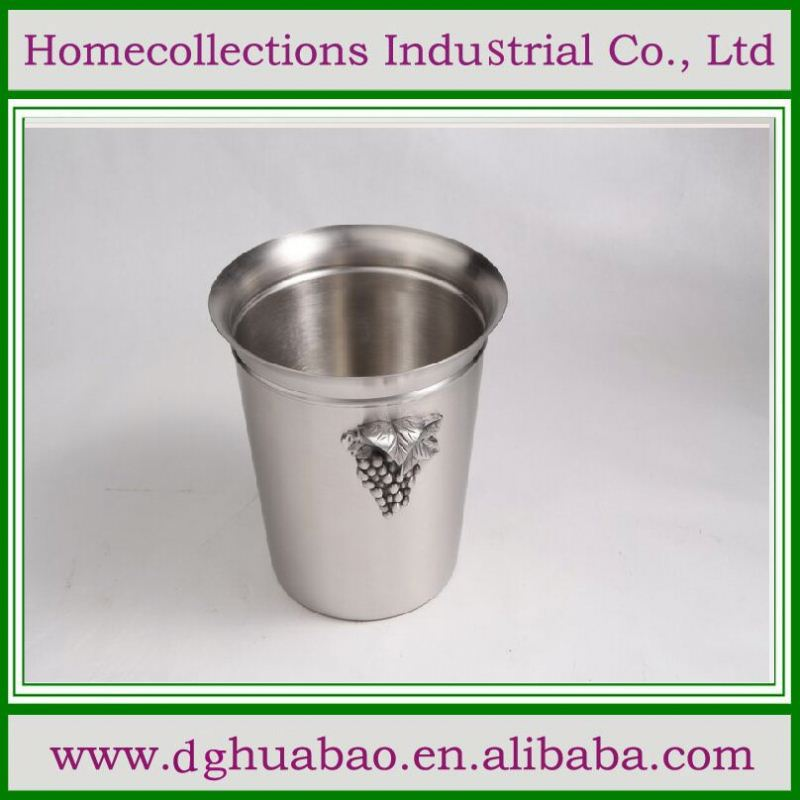 plastic stainless steel ice cooler