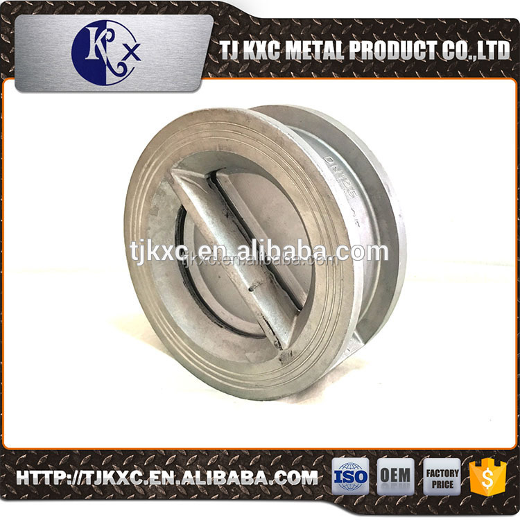 KXC GB painting carbon steel check valve