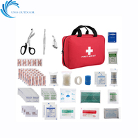 BSCI FDA certificate waterproof CPR handy travel office outdoor workplace climbing hiking large home emergency first aid kit