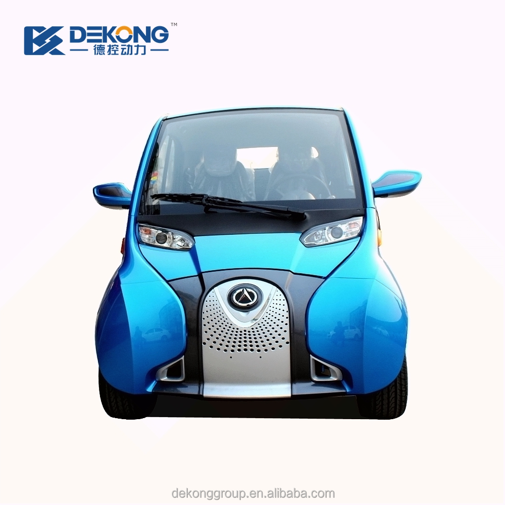 Energy saving chinese 2 person mini electric car wholesale