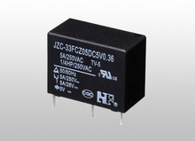 JZC-33F 277vac General Purpose Miniature Relays with 10A switching capability