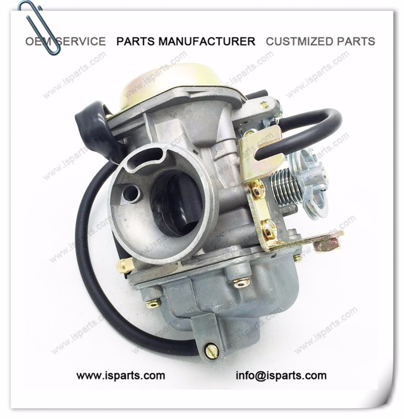 Air Cooled PD30JL Carb Carburetor for 250cc 300cc Moped Scooter ATV