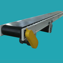 China Supply Rubber Roller Lean Belt Conveyor