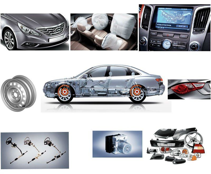 Genuine Auto Parts & Car Accessories for Hyundai & Kia