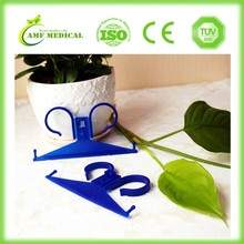 Plastic Urine bag hanger with CE sign