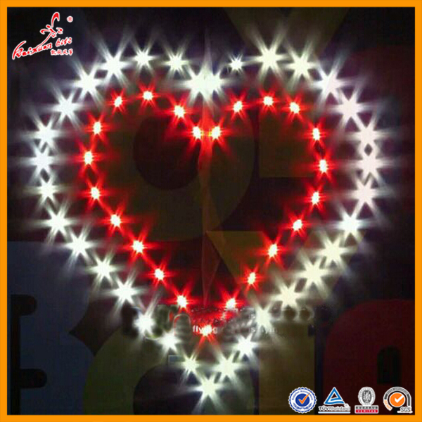 Night flying led light kite from kaixuan kite factory