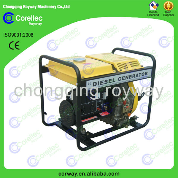 Royway Factory Generator Diesel 3Kva With Price For Sales