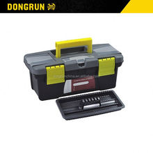 Good quality plastic waterproof carry tool box CE ROHS 118 DONGRUN