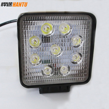 high low beam auto slim led work light bar