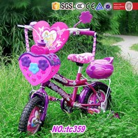 2016 Selling fashion Girl kids bike