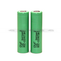Samsung 25r5 battery 3.7v lithium genuine samsung 25r rechargeable 18650 2500mah battery
