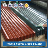 Custom design asphalt shingles metal corrugated roofing sheet