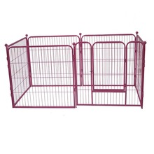 Large outdoor comfortable fashionable high quality folding low price strong dog kennels