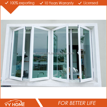 Modern house energy saving aluminum impact windows lowes side opening