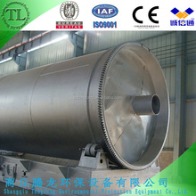 High benefit 10Tons automated waste tyre pyrolysis machine/pyrolysis plant to oil