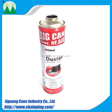 65mm good quality empty tinplate spray cans