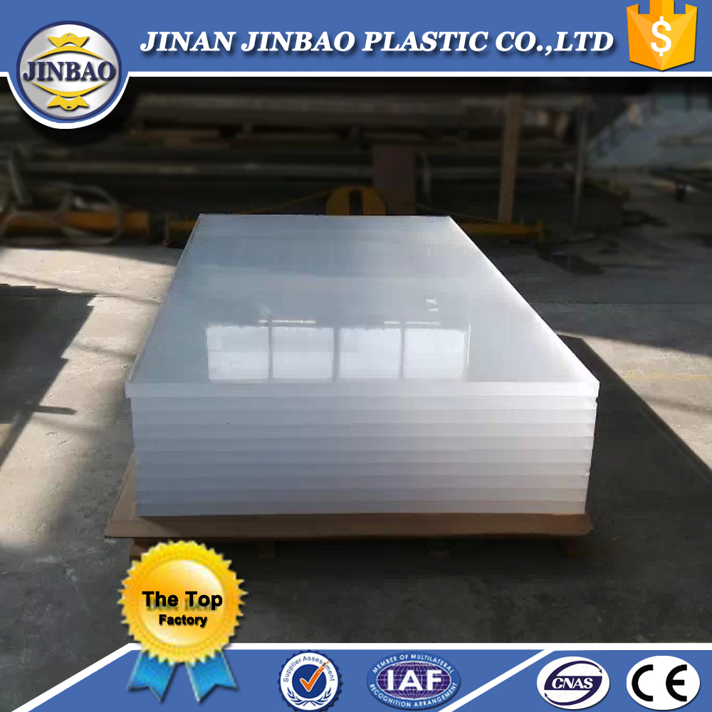 flexible advertising material 2mm clear pmma sheet