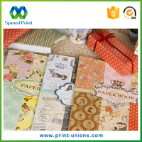 Custom wholesale roll wrapping paper for gifts and flowers