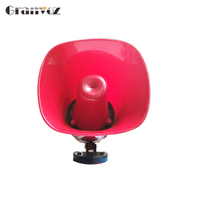 Quality rechargeable mini car megaphone with battery