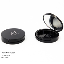 Custom Cosmetic Packaging Empty Makeup Compact Powder Case
