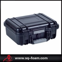 airtight plastic ammo box with latches