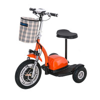 Three wheel comfortable electric scooter with rubber seat cheap new design solar power tricycle for cargo, tricycle for adults,