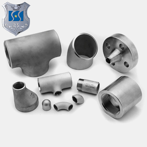 Carbon steel butt welded 90 Degree gas pipe fittings